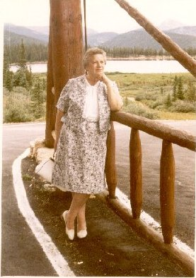 Our grandmother, 1968
